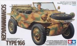 Schwimmwagen Typ 166 - PKW K2 - 1:35