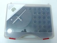 Model Air Tarnfarben Set (30) mit Createx CX1 und Zubehör