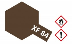 Tamiya Mini XF84 - Eisen Dunkel - Matt