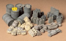 Allied Vehicles Accessory Set - 1/35