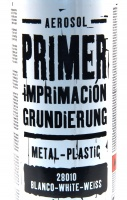 Grundierung Weiß / Primer White - 28010 - Sprühdose / Spray