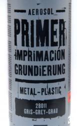 Grundierung Grau / Primer Grey - 28011 - Sprühdose / Spray