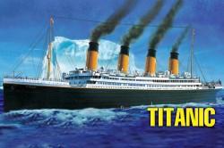 R.M.S. Titanic - 1:550