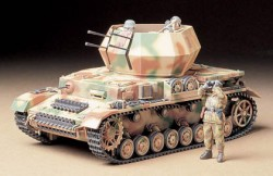 Flakpanzer IV Wirbelwind (Sd.Kfz. 161/4) - 1:35