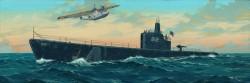 U.S.S Gato - SS-212 - Gato Class Submarine - 1941 - 1/144