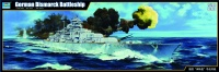 Deutsches Schlachtschiff Bismarck - 1:200