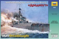 HMS Dreadnought - 1:350
