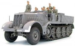 Schwerer Zugkraftwagen 18t (Sd.Kfz. 9) - FAMO - 1/35