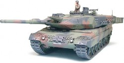 German Bundeswehr Leopard 2 A5 Main Battle Tank - 1/35
