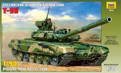 Russian Main Battle Tank T-90 - 1/35