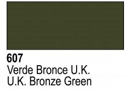 Grundierung Acryl Polyurethan Britisches Bronzegrün - 17ml