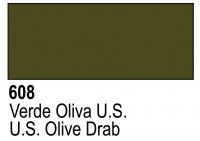 Grundierung Acryl Polyurethan US Olive Drab - 17ml