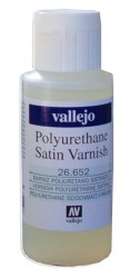 Model Air 26528 - Satin Varnish - Acrylic Polyurethan