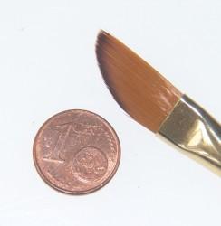 Schwertpinsel, Synthetik, Größe 4