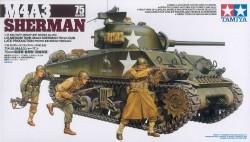 M4A3 Sherman 75mm Gun - Late Production - Frontline Breakthrough - 1:35