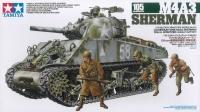 M4A3 Sherman 105mm Howitzer - Assault Support - 1/35