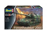 Deutsche Bundeswehr Panzerhaubitze 2000 - 1:35