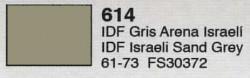 Primer IDF Israeli Sand Grey 1961 - 1973 FS30372 Acrylic Polyurethan -