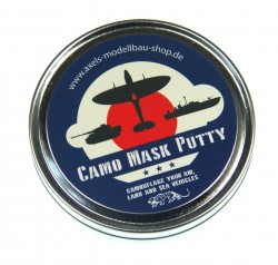 Camo Mask Putty - Camouflage Putty