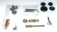 Getriebe Reparatur / Ersatzteilset für Tamiya Getriebe