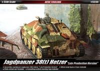 Jagdpanzer 38(t) Hetzer - Late Version