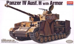 Panzer IV Ausf. H with Sideskirts - 1/35