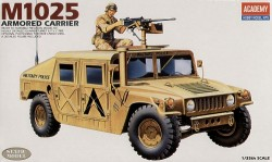 M1025 Armored Carrier HMMWV - 1/35
