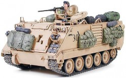 M113A2 - Armored Personnel Carrier - Desert Version - 1:35