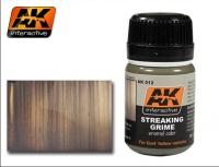 AK-012 Streaking Grime / Schmutzschlieren