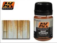 AK-013 Rust Streaks / Rostschlieren