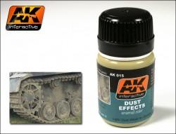 AK-015 Dust Effects