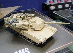 M1A2 Abrams - Operation Iraqi Freedom - 1:35
