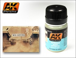 AK-022 Africa Dust Effects / Afrika Staub Effekte
