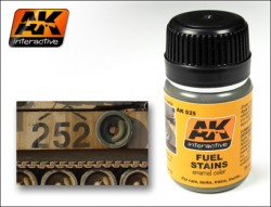 AK-025 Fuel Stains