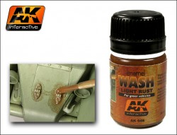 AK-046 Light Rust wash / Helles Rost Wash