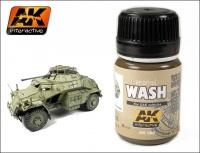 AK-066 Afrika Corps wash for DAK Vehicles
