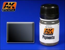 AK-086 Dark Steel / Stahl dunkel - Pigment