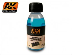 AK-159 Metal Burnishing Fluid / Metallbrünierung