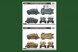 Sd.Kfz. 254 mittlerer gepanzerter Beobachtungskraftwagen - 1:35