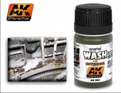 AK-093 Interior Wash