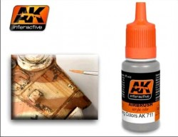 AK-711 Chipping Color / Chipping Farbe
