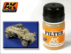 AK-065 Africa Korps Filter / Afrika Korps Filter