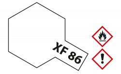 Tamiya Mini XF86 Flat Clear