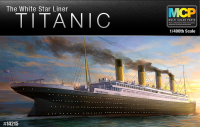 RMS Titanic - MCP - 1:400