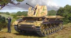 Möbelwagen - Flakpanzer IV with 3,7cm Flak 43 - 1/48