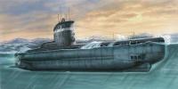 German U-Boat Type XXIII - 1/72