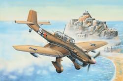 Junkers Ju 87R - STUKA