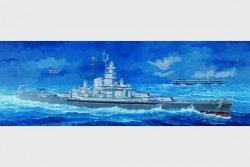 USS Massachusetts BB-59 - 1/350