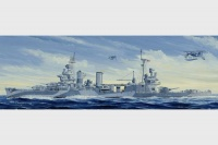 USS San Francisco CA-38 - 1944 - 1/350