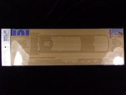 Holzdeck für 1:400 Queen Mary 2 - Revell 05223